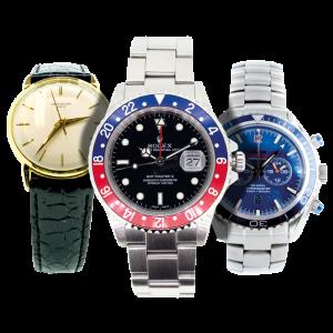 Juwelier Schulz - Luxusuhren-Ankauf und kostenlose Uhrenbewertung